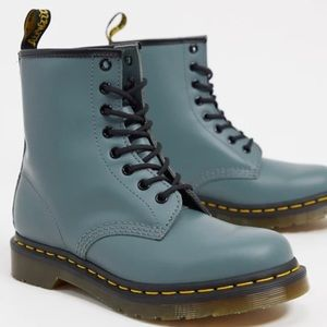 Dr Martens 1460 Smooth Leather Ankle Boots